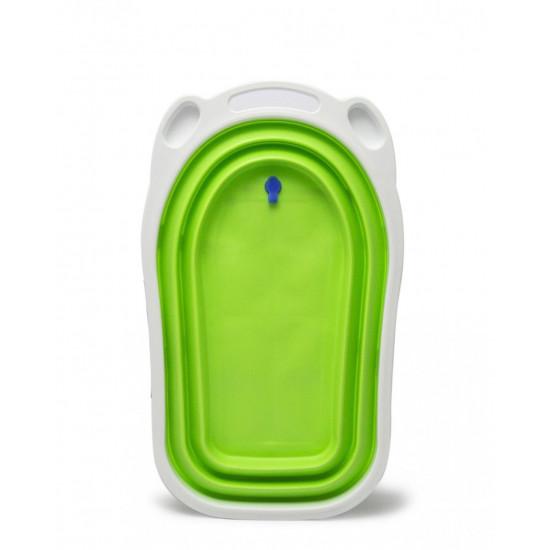 Nuovo Folding Bath Temp Plug Green