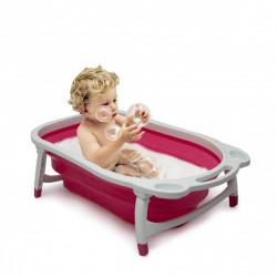 Nuovo Folding Bath Temp Plug Pink