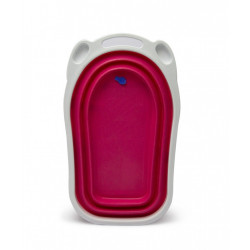 Nuovo Folding Bath Temp Plug Pink