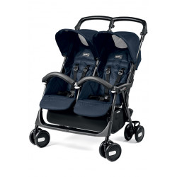 Peg Perego Aria Shopper Twin Mod Navy