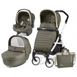 Peg Perego Book 51 S Elite Modular Breeze Khaki