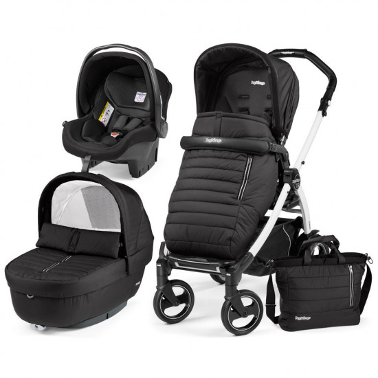 Peg Perego Book S Elite Modular Breeze Noir