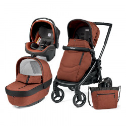 Peg Perego Book 51 S Pop Up Modular Terracotta
