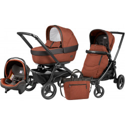 Peg Perego Book S Pop Up Modular Terracotta