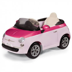 Peg Perego Fiat 500 Limited Edition Licenced Original With Remote