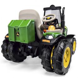 Peg Perego John Deere Dual Force Tractor