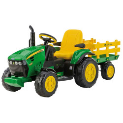 Peg Perego John Deere Ground Force 12 Volt