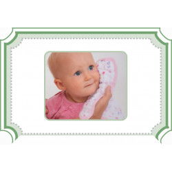 Snuggletime Breathable Cotton Facecloth