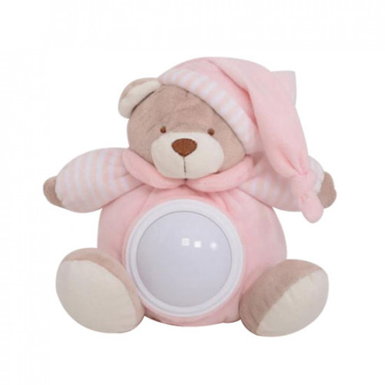 Snuggletime Classical Plush Natural Glow Teddy