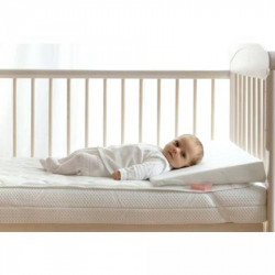 Snuggletime Lift Wedge Easy Breather Cot Large