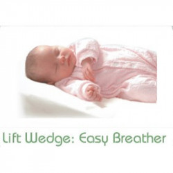 Snuggletime Lift Wedge Easy Breather Pram