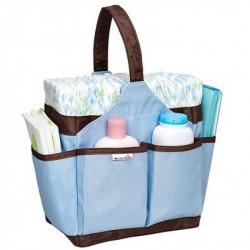 Snuggletime Nursery Organiser Blue