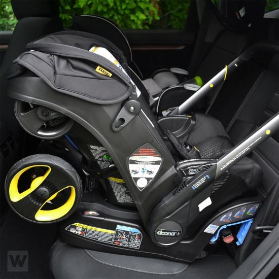 Doona Car Seat Nitro Black
