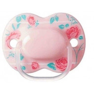 Tommee Tippee Little London Soother Flowers 0-6m