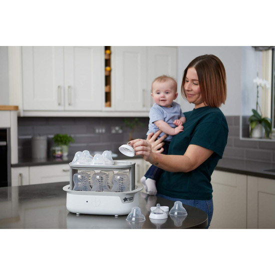 Tommee Tippee Super Steam Advanced Electric Steriliser