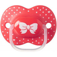 Tommee Tippee Little London Soother Dots 6-18m
