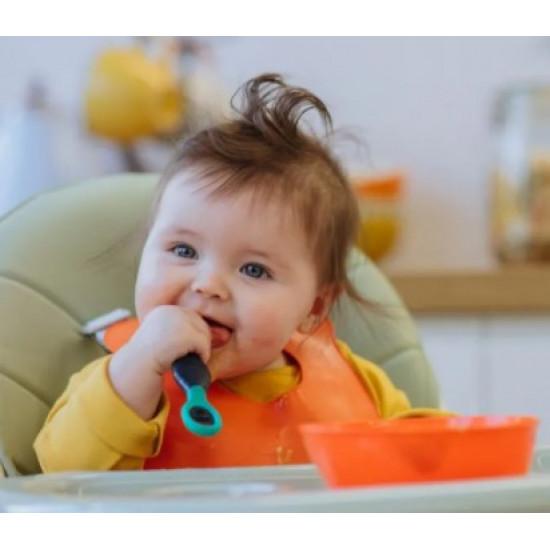 Tommee Tippee Smushee First Self-Feeding Spoon