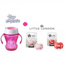 TOMMEE TIPPEE EXPLORE COMBO SET PINK