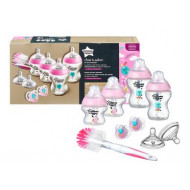 Tommee Tippee Closer to Nature Newborn Starter Kit Pink