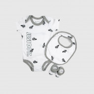 Nike Baby 3 Piece Set Air Max White